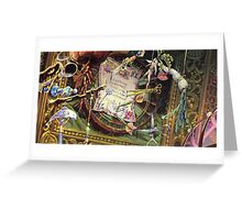 Howl's Moving Castle - Howl's Room Greeting Card