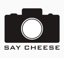 Say Cheese by Phillip Shannon