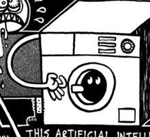 Rise of the Machine Sticker