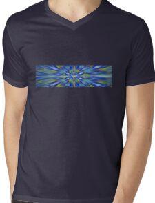 Eastern Rush Landscape Mens V-Neck T-Shirt