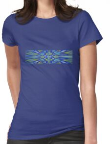 Eastern Rush Landscape Womens Fitted T-Shirt