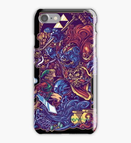Power & Courage iPhone Case/Skin