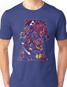 Power & Courage Unisex T-Shirt