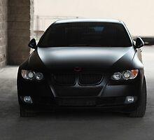 black car by mrivserg
