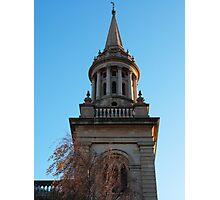Oxford Church Spire Photographic Print