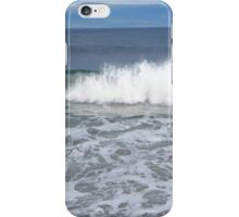 Splash shoreline iPhone Case/Skin