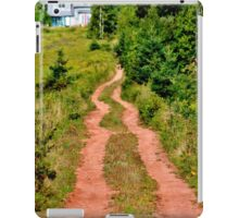 The Red Road Home iPad Case/Skin