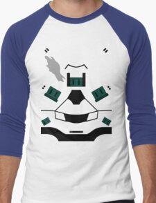 Master Chief Halo 4 Armour Men's Baseball ¾ T-Shirt