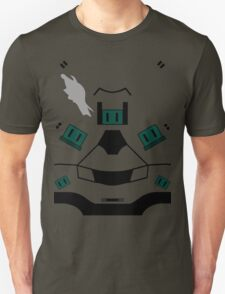 Master Chief Halo 4 Armour Unisex T-Shirt