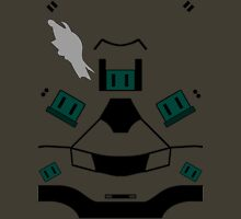 Master Chief Halo 4 Armour T-Shirt