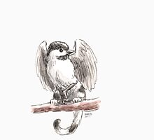 Sketch -- Mythological House Griffin, Chickadee Variety Unisex T-Shirt