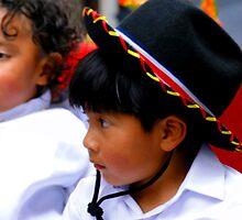 Cuenca Kids 214 by Al Bourassa