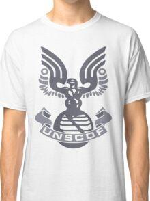 Halo UNSC Shirt (Shirt & Stickers) Classic T-Shirt