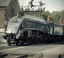 Steam Train  by ChrisGothorp