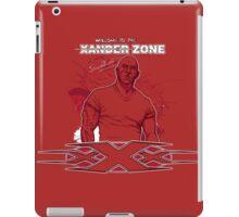 Xander Zone iPad Case/Skin