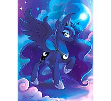 Princess Luna Photographic Print