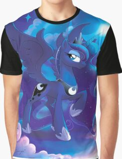 Princess Luna Graphic T-Shirt