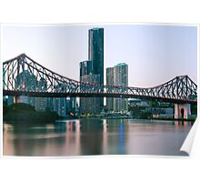 The Story Bridge Poster