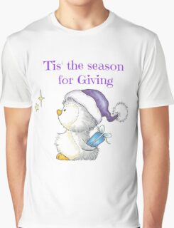 Tis' the season for Giving Graphic T-Shirt
