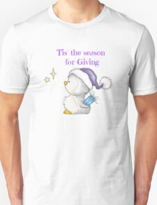 Tis' the season for Giving T-Shirt