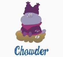 Chowder and Kenji Kids Clothes