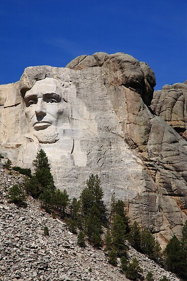 Mount Rushmore by Frank Romeo