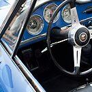 Alfa Romeo Giulietta Spider by Flo Smith