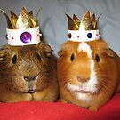King Eric and Queen Ernie by shiro