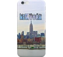 New York City, Empire State Building iPhone Case/Skin
