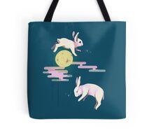 Lunar rabbits Tote Bag