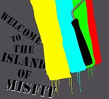 Welcome To The Island Of Misfit Toys by stobi