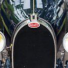 Bugatti Grille Marque2 by Flo Smith
