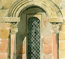 Church window by ian osborne