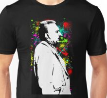 Old man, colorful mind. Unisex T-Shirt