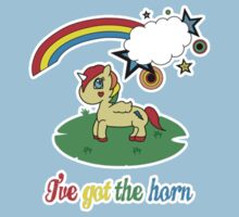 Cheeky Unicorn  - I've Got the Horn (Adult Version) by DEADCuteUK