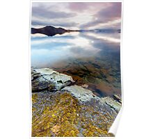 Þingvallavatn lake Poster