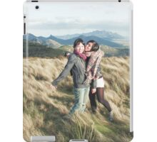 Kerry and Jin Walkers Lookout iPad Case/Skin