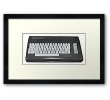 Commodore 16 Framed Print