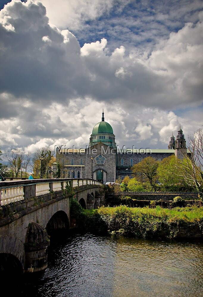 Cathedral Bridge by Michelle McMahon