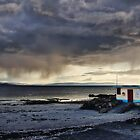 Stormy Salthill by Michelle McMahon