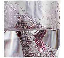 water drops 1 Poster