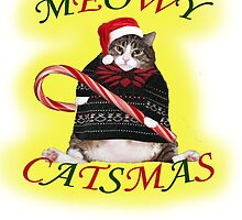 MEOWY CATSMAS by Kye Smith