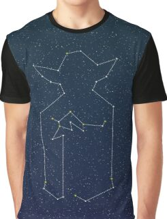 Star Peace Graphic T-Shirt
