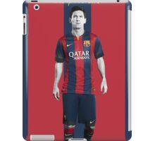 Lionel messi iPad Case/Skin