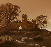 Warwick Castle by flashcompact
