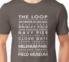 Chicago City Roll Unisex T-Shirt