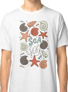 Sea story Classic T-Shirt