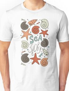 Sea story Unisex T-Shirt