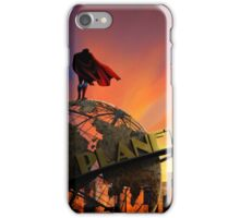 Superman Daily Planet iPhone Case/Skin