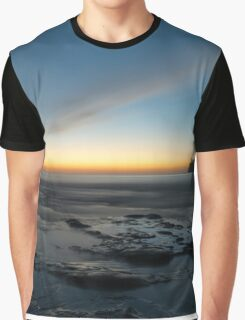 smooth water Graphic T-Shirt